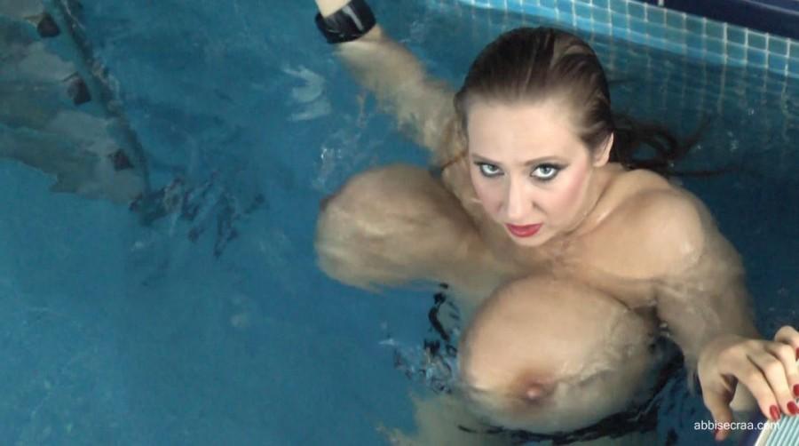 Black swimsuit - screen grabs