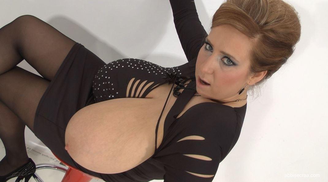 Porn star with sleeve
