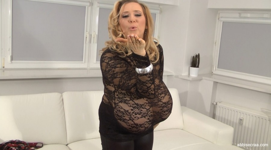 Abbi's sexiness - screen grabs
